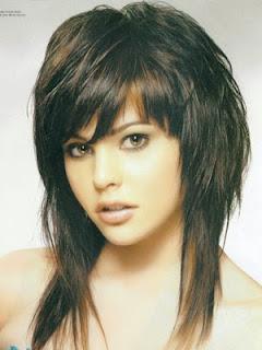 Style Rambut Shaggy Paras Bahu Perempuan Terkini - Style ...