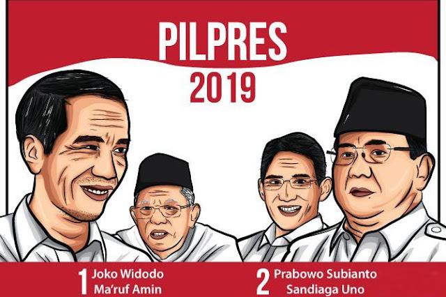 Jokowi Target 82 Persen di Jateng, Kubu Prabowo: 120 Persen Sekalian