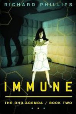 Immune by Richard Phillips - book cover