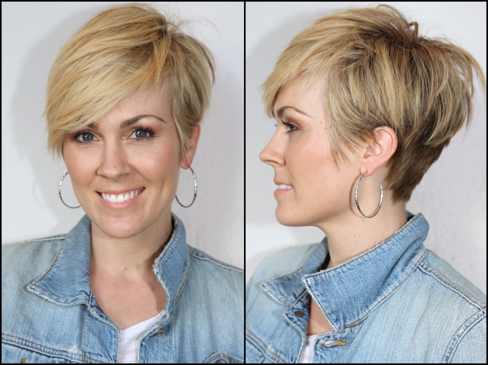 Short Haircuts Cute For20s: LOS ANGELES: CATCHING UP WITH RACHEL CANNON