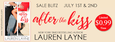 Sale Blitz: After the Kiss by Lauren Layne