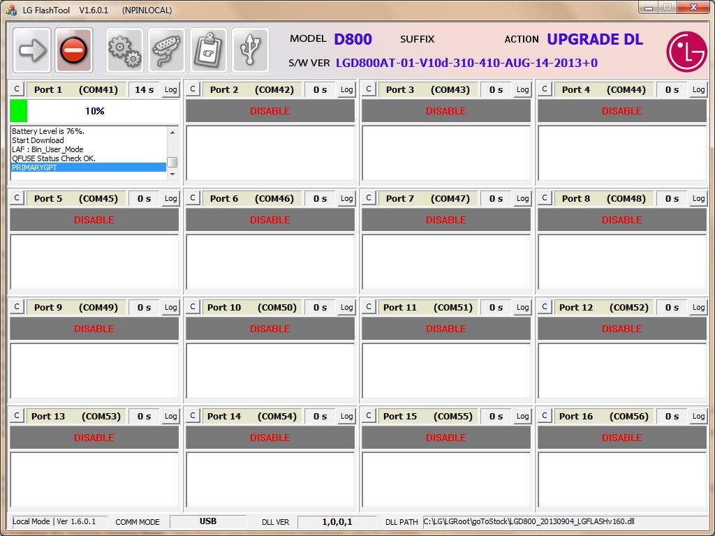Download Lg Flash Tool For Mac