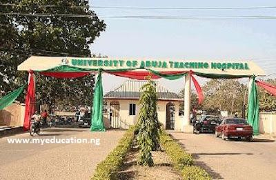 UNIABUJA Teaching Hospital Admission Form 2018/2019 Session