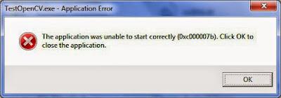 الحل النهائي لرسالة الخطأ 0*c00007b في متصفح جوجل كروم