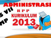 RPP IPA Kelas VII Kurikulum 2013 Semester 1 dan 2