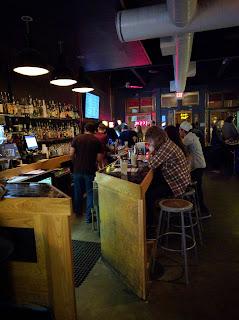 bar at joystick