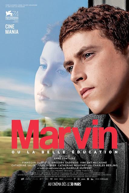 Marvin ou la belle éducation