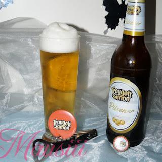 Traugott Simon - Bier in drei Varianten
