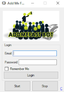 add me fast bot download.Free