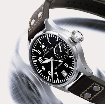 IWC Schaffhausen Big Pilot's Watch Ref. 5002