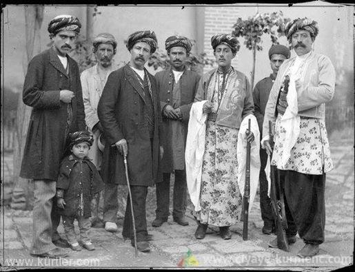 kürt tarihi kürdistan 1880