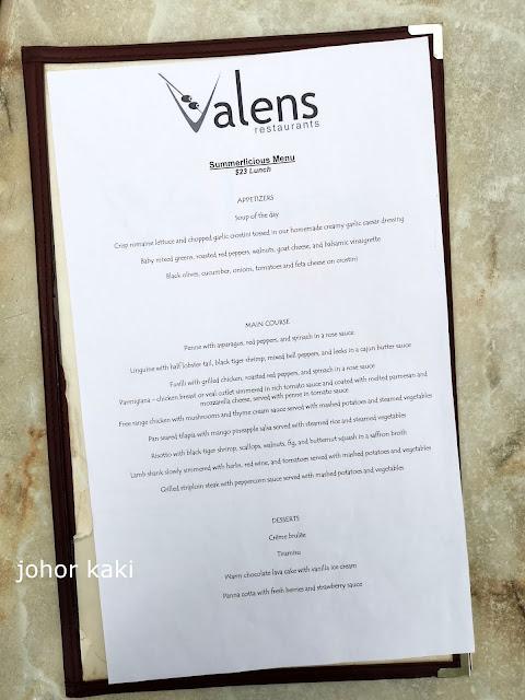 Valens @ Baldwin Village, Toronto. Summerlicious 2019