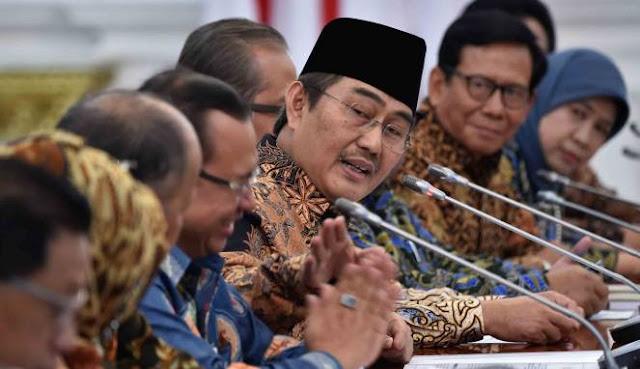 Putuskan Dukung Jokowi Dua Periode, Ini Alasannya ICMI.. Simak!