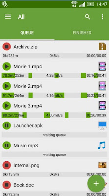 aplikasi download video android advanced download manager
