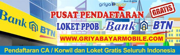 X4 Reload PPOB Griya Bayar Mobile Loket Pembayaran Online Pandeglang Banten