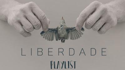 Nova playlist do Ligado no Gospel no Spotify: Liberdade