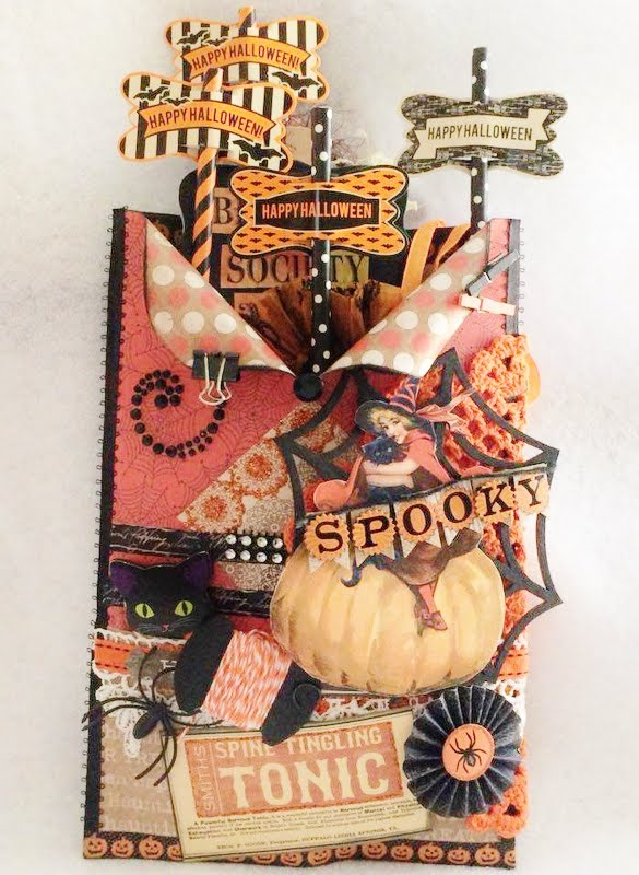 Halloween Loaded Envelope