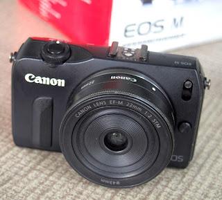 Jual Canon EOS M Bekas