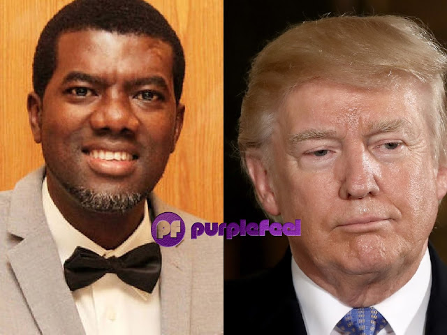 Jerusalem: ''I Am Willing To Take A Bullet For Donald Trump'' - Reno Omokri