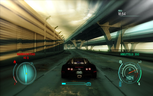 Need for Speed Undercover PC Full Version Screenshot 2