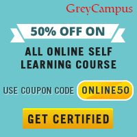 Get certified at your own pace with Grey Campus.
