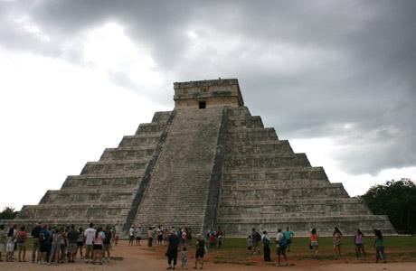 Chichén Itzá, 7 Nuevas Maravillas del Mundo, Patrimonio de la Humanidad, zona arqueológica