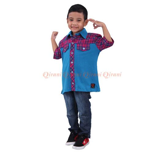 Model Baju Muslim Untuk Anak Laki