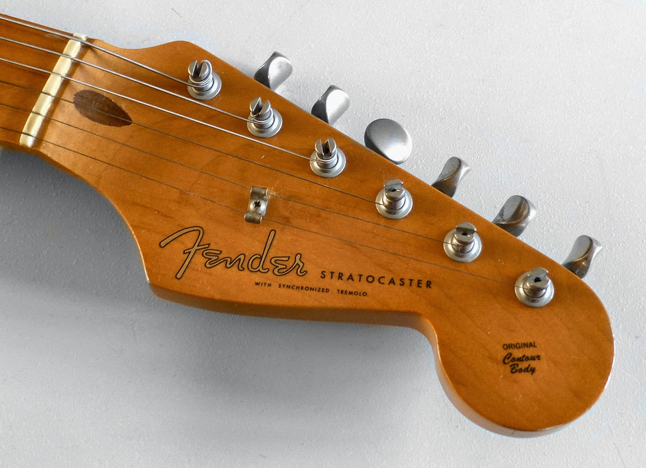 A Brief Guide To 1950s Stratocasters Planet Botch