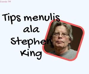 17 Tips Menulis ala Stephen King. Menulis Dalam Dua Perspektif.