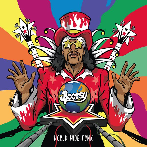 News du jour World Wide Funk Bootsy Collins La Muzic de Lady
