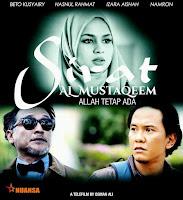 Sirat Al Mustaqeem Episod 1