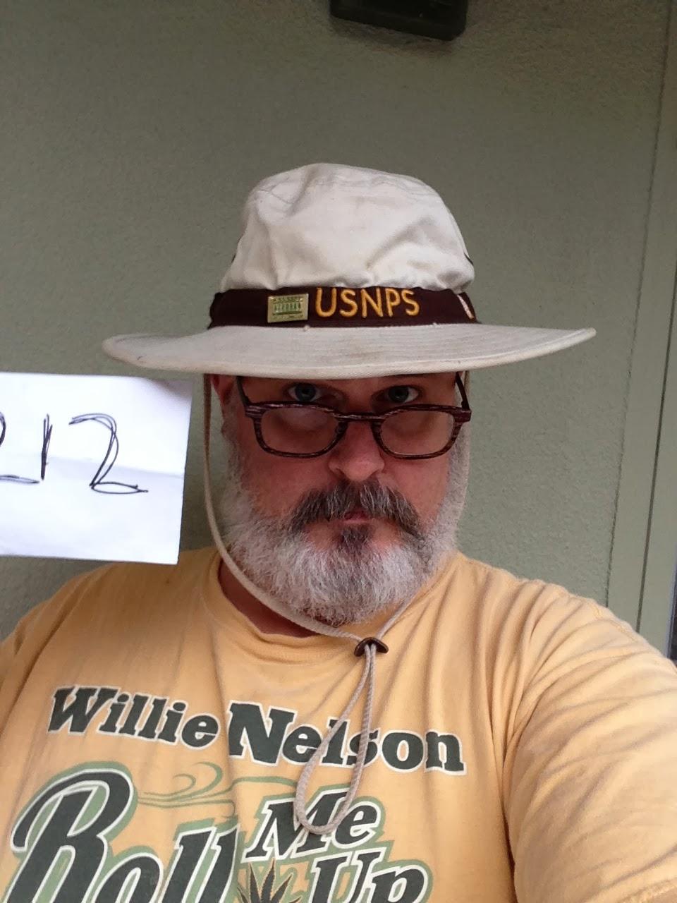 b5a53eccaa486 Day 212   Hat 212  Khaki-colored