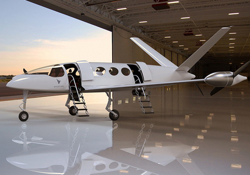 Tinuku Eviation showcased Alice all-electric aircraft at Paris Air Show