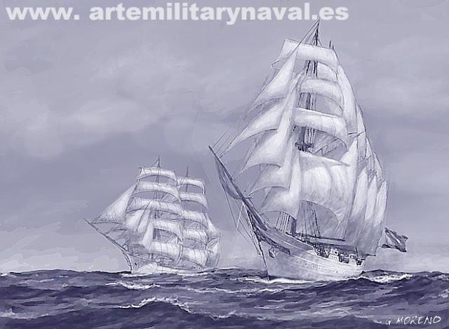 Juan Sebastián Elcano Y Galatea