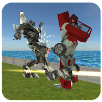 Download Aircraft Robot Mod Apk v1.1 (Unlimited Money)