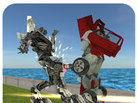 Download Aircraft Robot Mod Apk v1.1 (Unlimited Money)