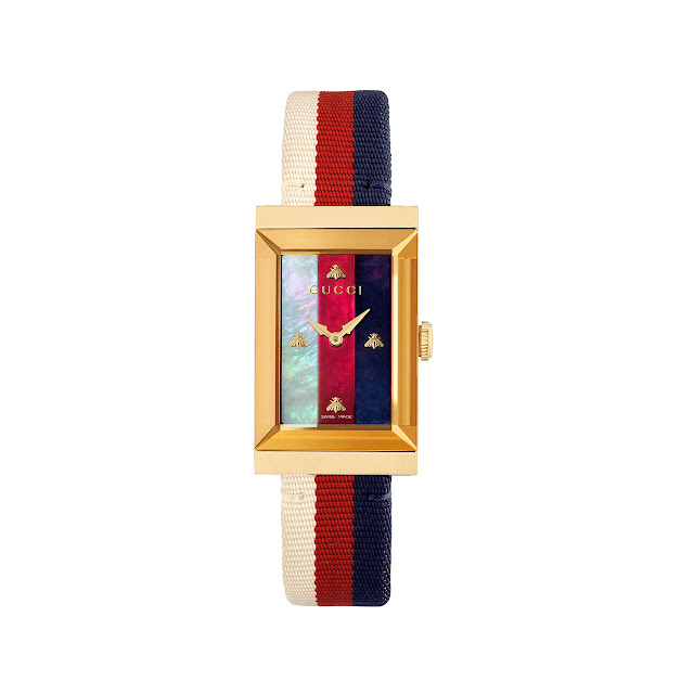 Gucci G-Frame watch collection