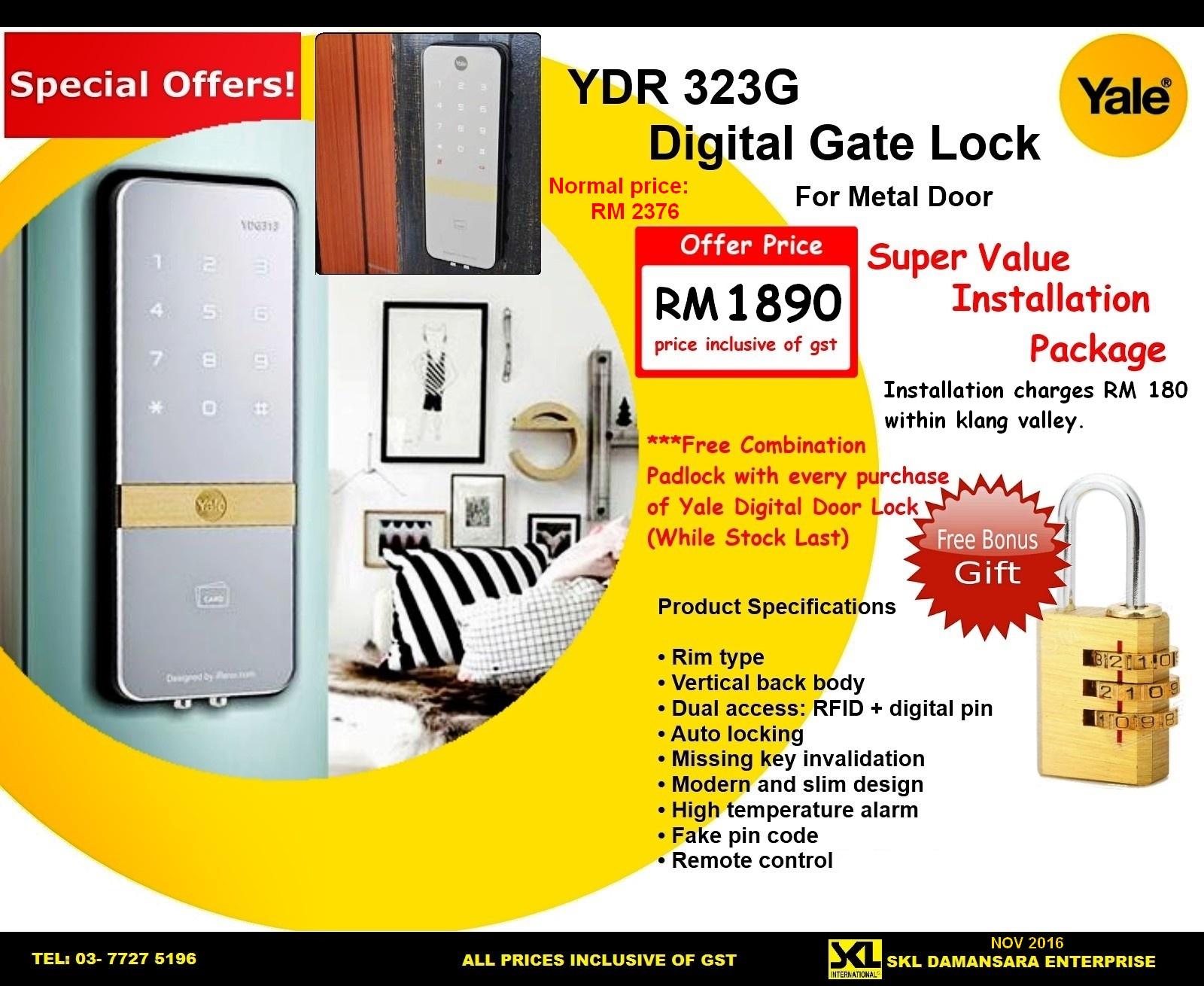 door digital lifestyle solutions deter eurovigil lock ock doors ydr security forbes i yale eureka