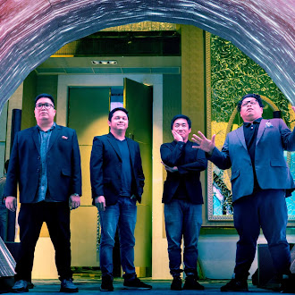 EBTERTAINMENT ►► The Itchyworms Return to Singapore to Scratch an Itch