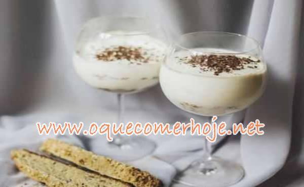 Como fazer Chocolate Branco Quente