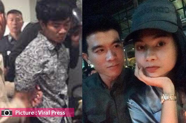 القبض على رجل أعمال  ضرب وعذب حبيبته وهددها بالقتل مباشرة على فيسبوك في تايلاندا