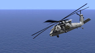 Arma3用UH060MパックMODのMH-60S