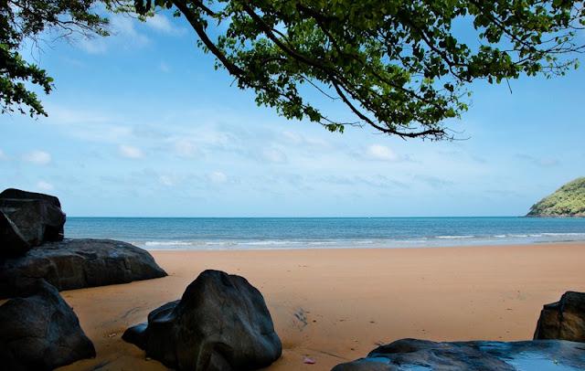 Côn Đảo bãi Đầm Trầu