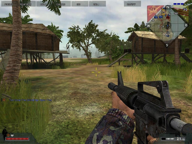 Battlefield Vietnam Free Download Full Version Gameplay