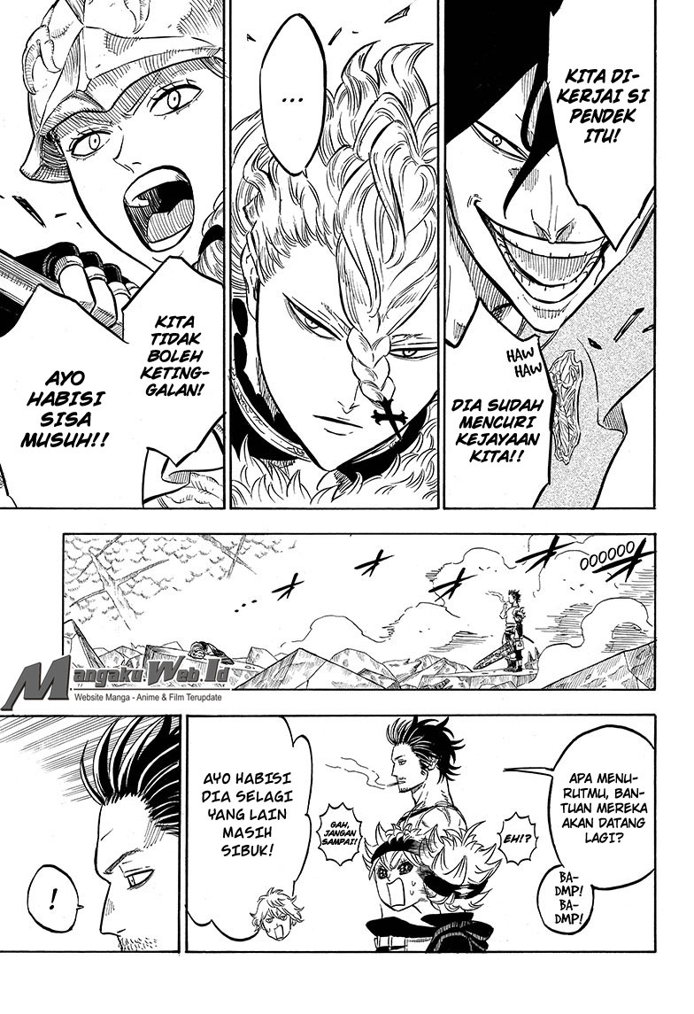 Black Clover Chapter 53 Bahasa Indonesia