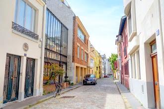 Paris : Villa Seurat, cité d'artistes et architecture du Mouvement Moderne à l'honneur - XIVème