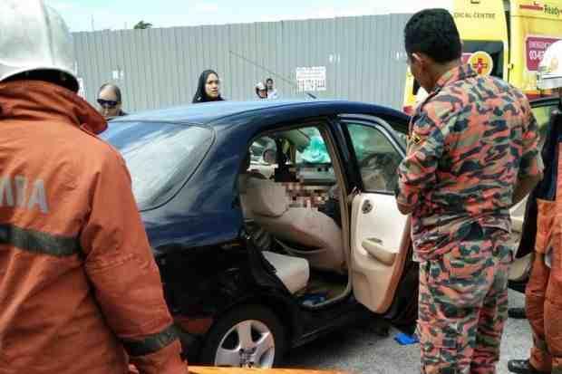 Honda Sahkan Inflator Beg Udara Pemandu Pecah Dalam Kemalangan
