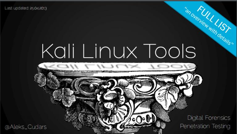 Share Ebook hacking về Kali Linux