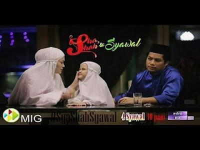 Sha, Shah & Syawal