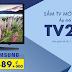 24H mua Tivi giá rẻ - Nhanh tay thì con, chậm tay thì hết